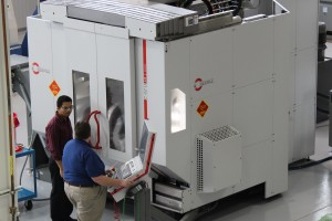 Hermle 5-axis Mill-turn Machining Center