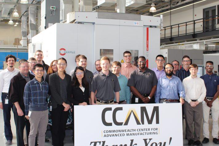 Hermle Machine Company Installs New Machining Center at CCAM