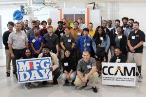 MFG Day at CCAM
