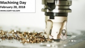 Join us February 28th for CCAM Machining Research Day