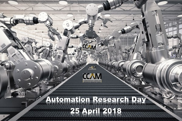 Automation Research Day – April 25, 2018