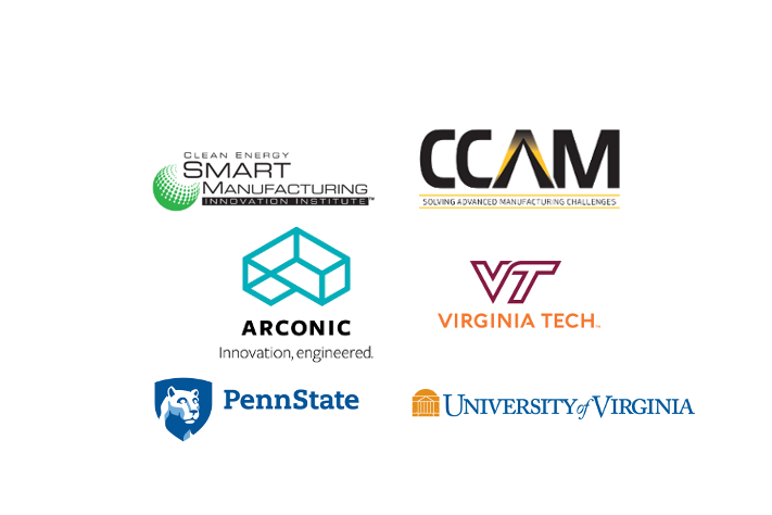 Department of Energy's Clean Energy Smart Manufacturing Innovation Institute Selects Virginia Tech and CCAM's Proposal from First Project Call